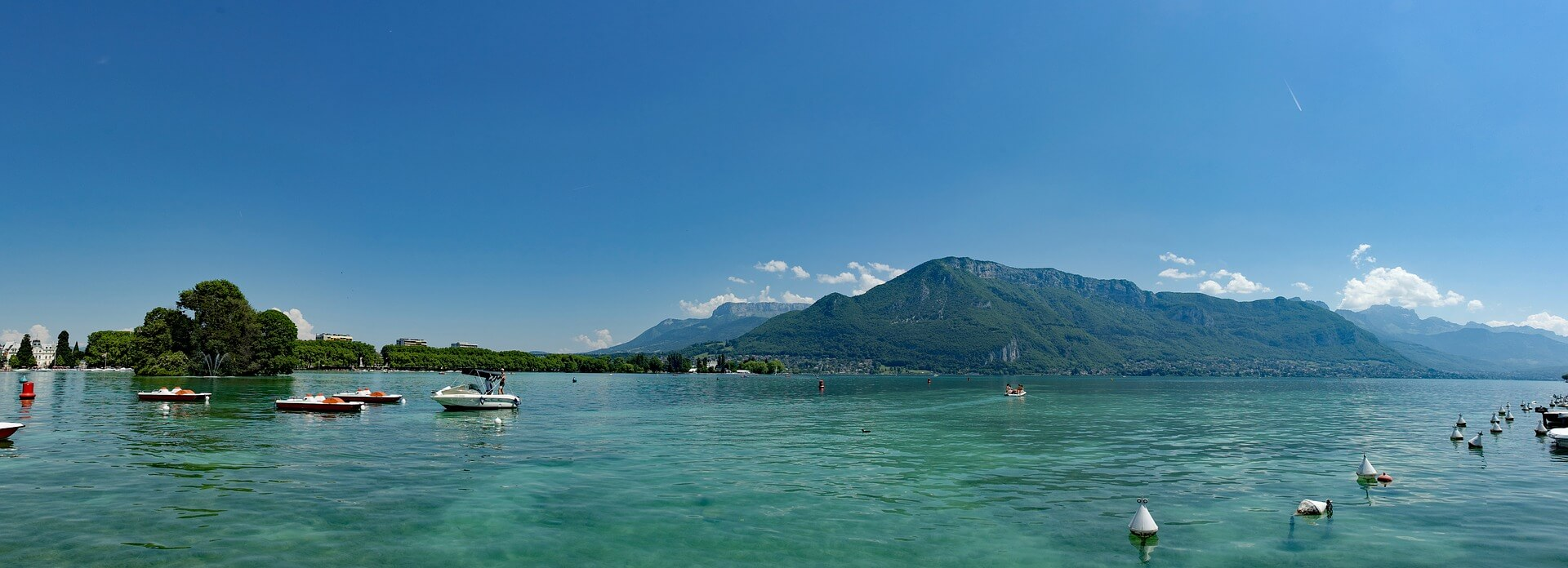 panorama annecy